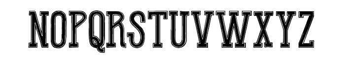 Hot Varsity Team DEMO Font UPPERCASE