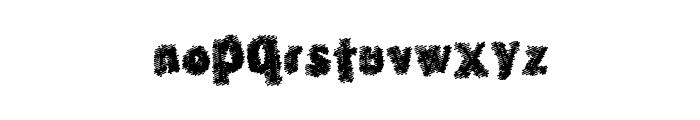 HotDiscovery Font LOWERCASE