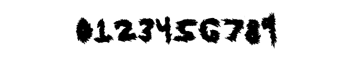 HotFlash Font OTHER CHARS