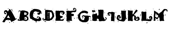 HotTamale Font UPPERCASE