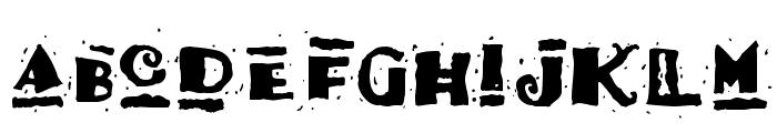 HotTamale Font LOWERCASE