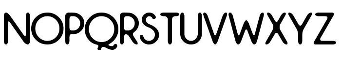 Hotel Oriental Font UPPERCASE