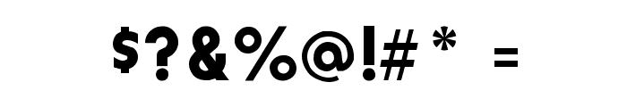 Howard-Fat Regular Font OTHER CHARS