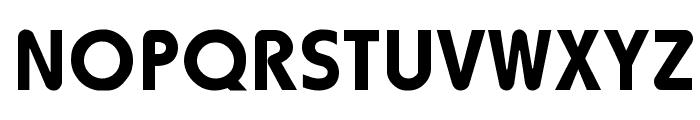 Howard-Fat Regular Font UPPERCASE