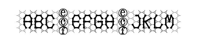 honeycomb [eval] Font UPPERCASE