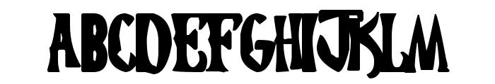 hosteltransilvania Font LOWERCASE