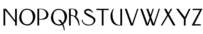 Honeysuckle Font UPPERCASE