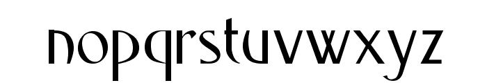 Honeysuckle Font LOWERCASE