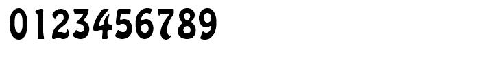 Hobo Regular Font OTHER CHARS