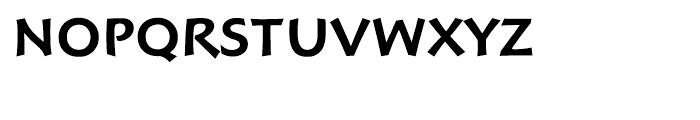 Hoffmann Roman Expert Font LOWERCASE