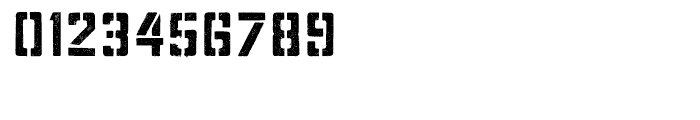 Hogwild Regular Font OTHER CHARS