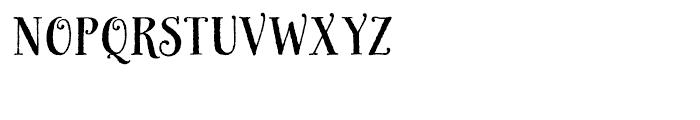 HoneyBee Regular Font LOWERCASE