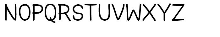 Hoofer Sans Black SC Font UPPERCASE