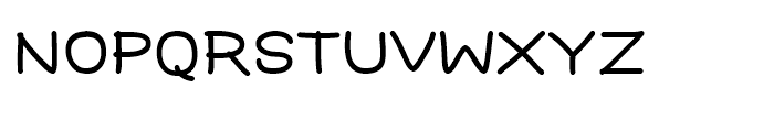 Hoofer Sans Black SC Font LOWERCASE
