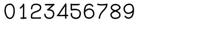 Hoofer Sans Black Font OTHER CHARS