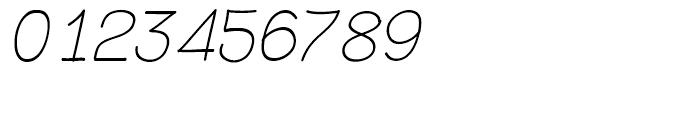 Hoofer Sans Medium SC Oblique Font OTHER CHARS