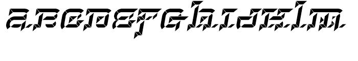 Hopeless Diamond C Italic Font LOWERCASE
