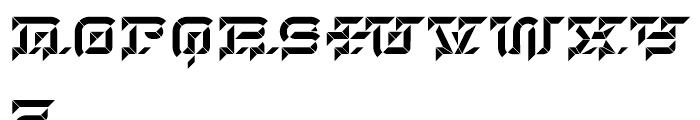 Hopeless Diamond C Regular Font LOWERCASE