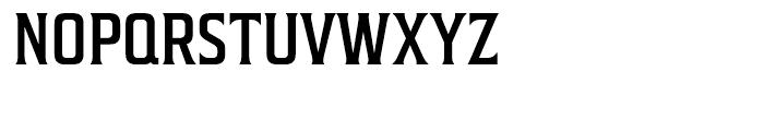 House of Cards Regular Font UPPERCASE