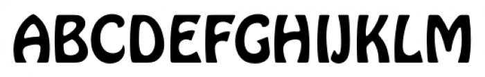 Hobo FS Medium Font UPPERCASE