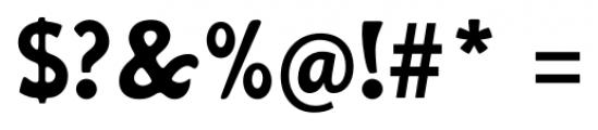Hobo Std Regular Font OTHER CHARS