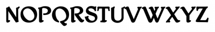 HoneyMead BB Bold Font UPPERCASE