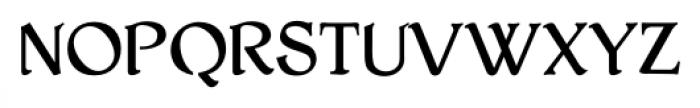 HoneyMead BB Regular Font UPPERCASE