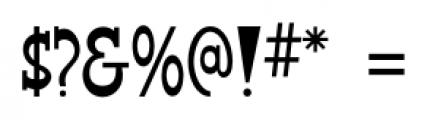 Horse Puckey JNL Regular Font OTHER CHARS