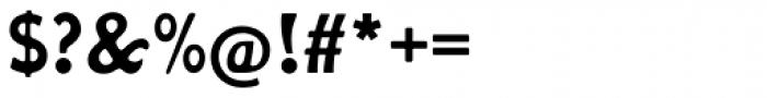 Hobo EF Font OTHER CHARS