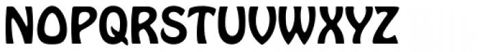 Hobo EF Font UPPERCASE