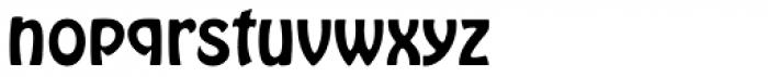 Hobo EF Font LOWERCASE