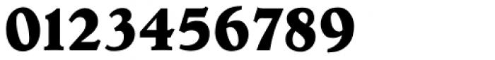 Hoboken Serial ExtraBold Font OTHER CHARS