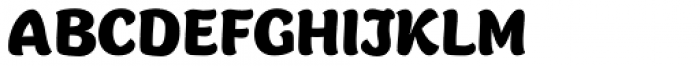 Holden Bold Font UPPERCASE