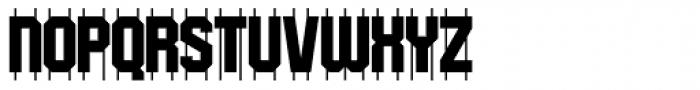 Hollywood Hills Font UPPERCASE