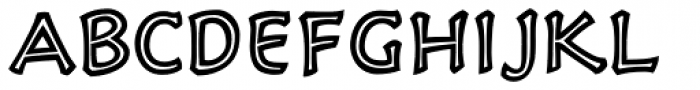 Holy Grail Lore Bold Font LOWERCASE