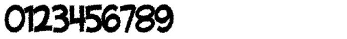 Holy Mackerel! Crispy Font OTHER CHARS