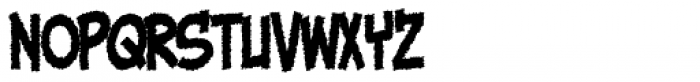 Holy Mackerel! Crispy Font UPPERCASE