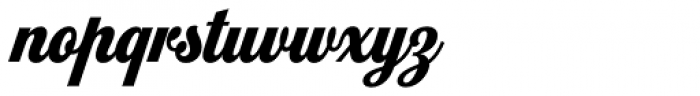 Home Run Sanscript Font LOWERCASE