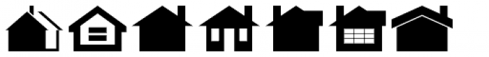 Home Sweet Home Font OTHER CHARS
