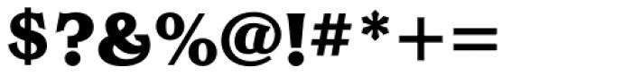 Homeland BT Black Font OTHER CHARS