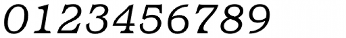 Homeland BT Light Italic Font OTHER CHARS