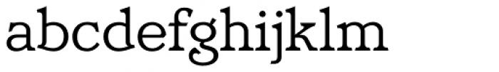 Homeland BT Light Font LOWERCASE