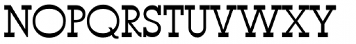 Homesteader JNL Font LOWERCASE