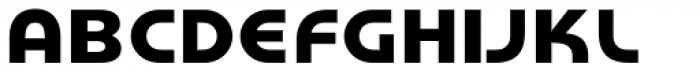 Honcho Font UPPERCASE