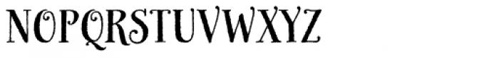 Honey Bee Basic Font LOWERCASE