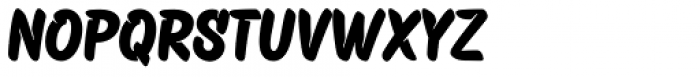 Honey Drops Caps 2 Regular Font UPPERCASE