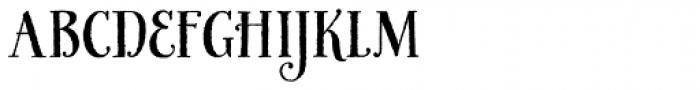 HoneyBee Font LOWERCASE
