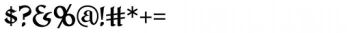 HoneyMead BB Font OTHER CHARS
