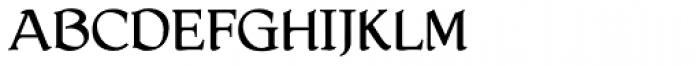 HoneyMead BB Font UPPERCASE