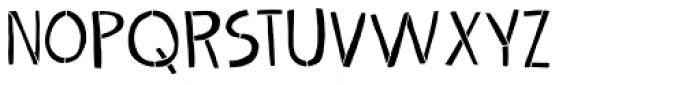 Honeypunch Inside Font UPPERCASE